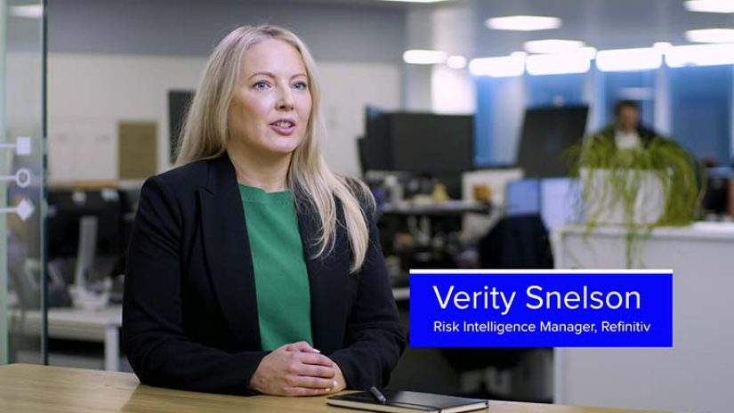 Verity Snelson - 5th anti-money laundering directive - video poster image