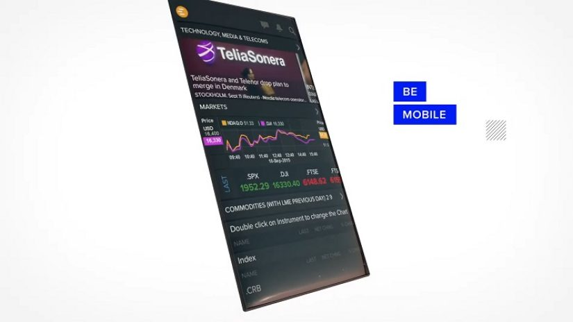 Eikon mobile video preview